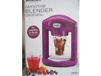 Silvercrest smoothie blender - new