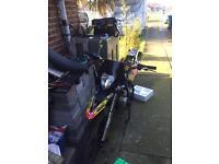 Wk trail 125 with Honda xr125 engine