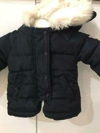 M&S coat in excellent condition