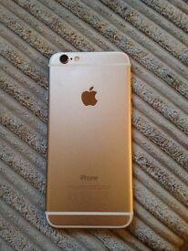 I phone 6 16gb Gold