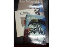 Les Miserable Double Vinyl Album