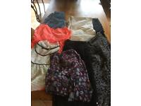 Ladies clothes selection