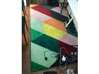 IKEA PANDRUP rug carpet