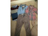 Boys jasper conran outfit