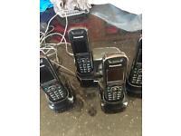 Panasonic Phones x 4