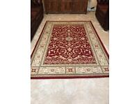Large rug 160cm by 230cm-Excellent condition