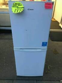 CANDY 70/30 FROST FREE FRIDGE FREEZER IN WHITE