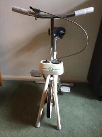 Tunturi puch. Exercise bike