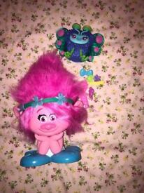 Poppy styling head & toy