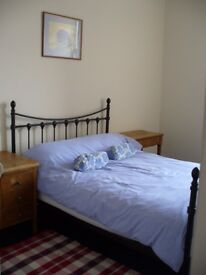 Room to let in 2 bedroom flat near Botanical Gardens