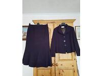 Minuet Skirt Suit - size 14
