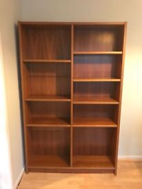 Large retro shelving unit