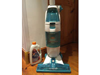 VAX Floormate V120 Hard Floor Cleaner / Vacuum / Washer / Dryer NEVER USED