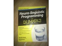 Neurolinguistic programming for dummies for £5 instead of £11