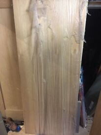 Internal Fire Door 30 min 826 x 2040 mm unused Ash Veneer Office Door
