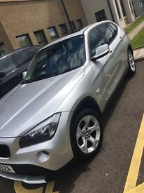 BMW X1 18d manual transmission (61 plate)