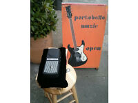 Fender Phaser pedal. retro vintage
