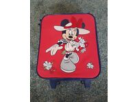 Minnie Mouse cabin case