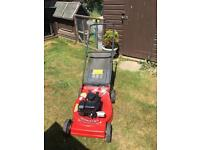 *** petrol lawn mover *** just serviced
