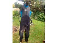 Wetsuit men size M/L GUL make neoprene
