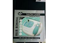 Rio Salon Laser Scanning Hair Remover
