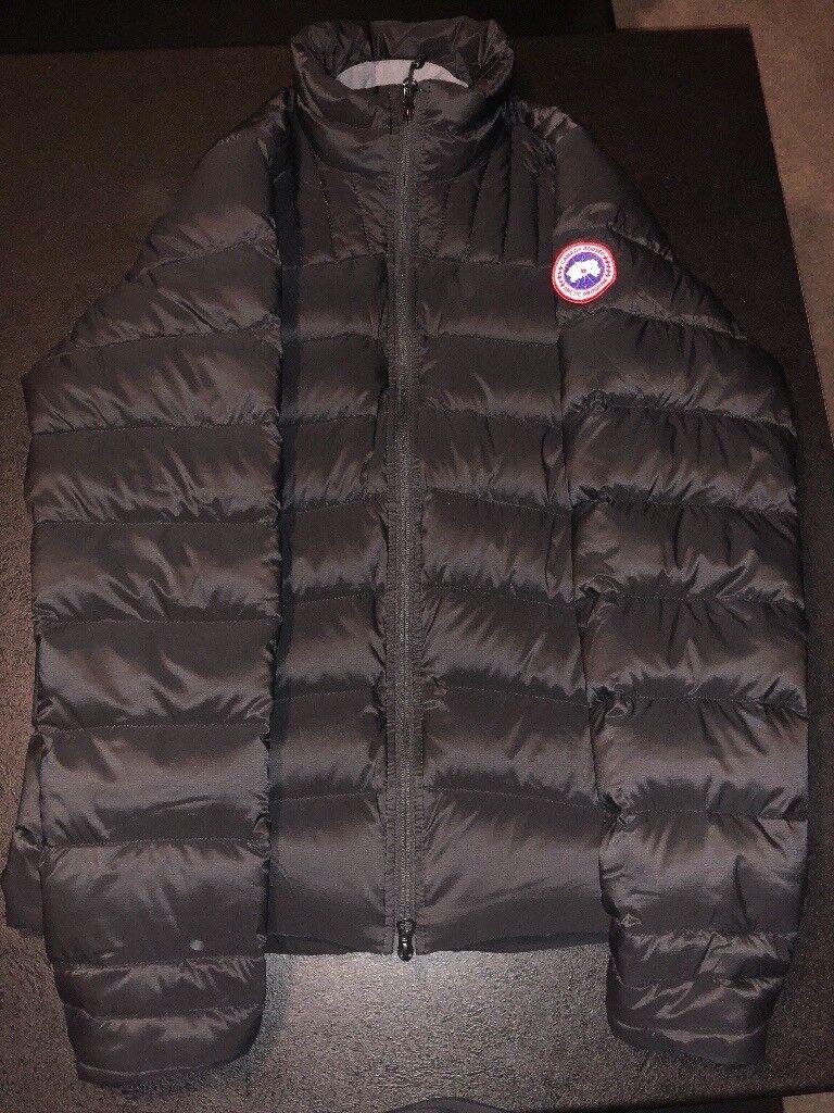 874f168bd Canada Goose Brookvale Jacket black/graphite | in Newcastle, Tyne and Wear  | Gumtree