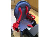 WeeRide Classic Center Mounted Child Bike Seat
