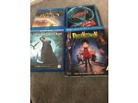 Blu-ray dvd 3D and normal