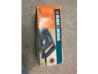 Black and decker electric plainer