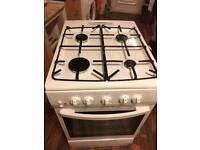 Gas Hob, electric oven Freestanding cooker