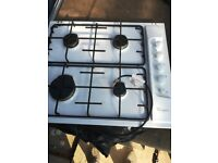 Whirlpool gas hob with spark ignition