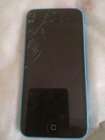 Iphone 5C. SPARES/REPAIRS