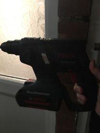 Bosch 36v sds needs charger