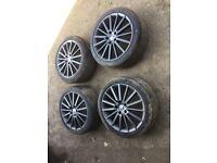 Skoda Octavia 2015 vRS Style 18'' Alloy Wheels