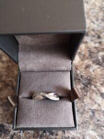 9ct Eternity Ring