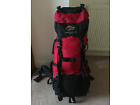 Lowe Alpine Appalachian APS 50l backpack, only £20