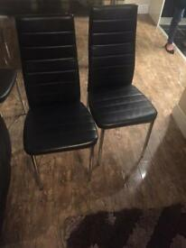 6 Dining Chairs - V.Good Condition