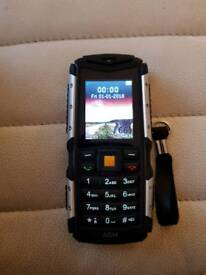 AGM Rugged Mobile Phone, unlocked dual SIM