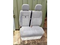 VW CRAFTER 2006-2014 Front double Passenger seat