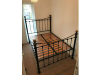 Quality Victorian Style Bed
