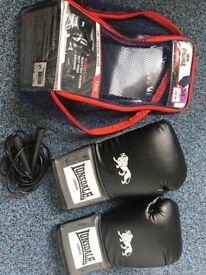 Lonsdale boxing gloves (12oz)