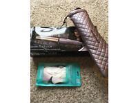 Remington keratin radiance curler, curling wand, curling tong
