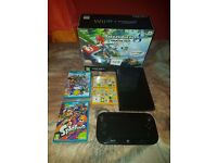Wii U with 4 games only used 2 times