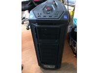 Asus desktop intel core i5 @ 3.0ghz (500gb,8gb) Trooper Casing with 4 fans installed