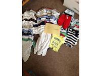 0-3 month boy clothes