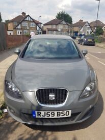 Grey Seat Leon @59 Plate 1.9 Diesel Manual For Sale *Great Condition**Low Mileage**£3,100*
