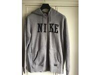 Men's Nike hooded top