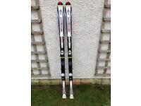 Rossignol Bandit Skis & Bindings 170cm