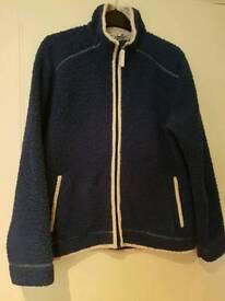 Ladies Lightweight Fleece Jacket - Size S/M VGC