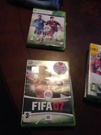 Couple of Xbox 360 games